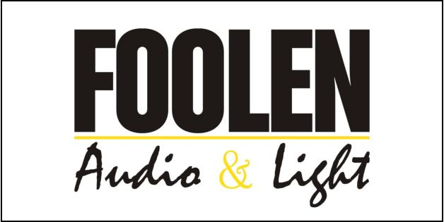 Foolen Audio & Light