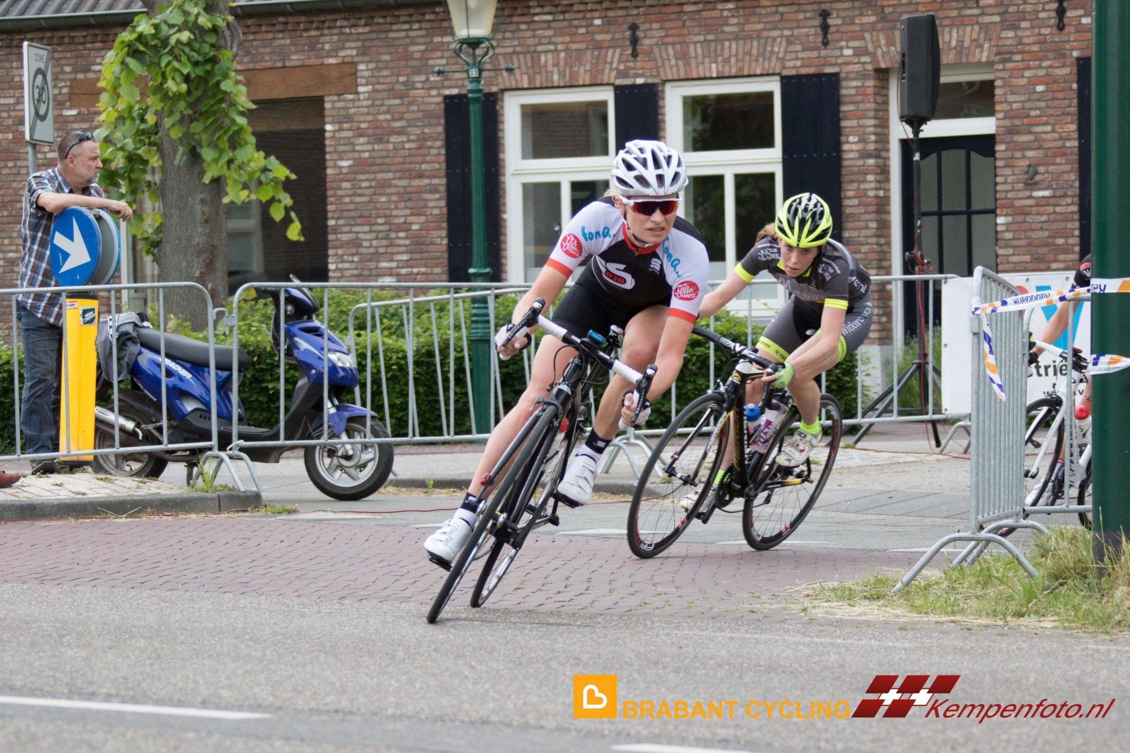 Kempenklassement Westerhoven 2016-16