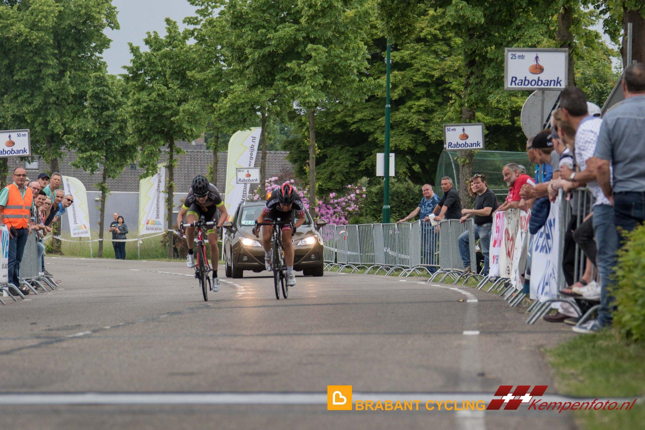 Kempenklassement Westerhoven 2016-24