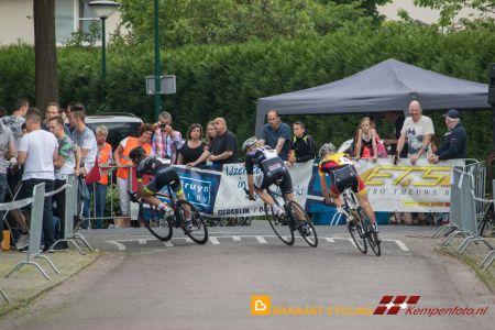 Kempenklassement Westerhoven 2016-11