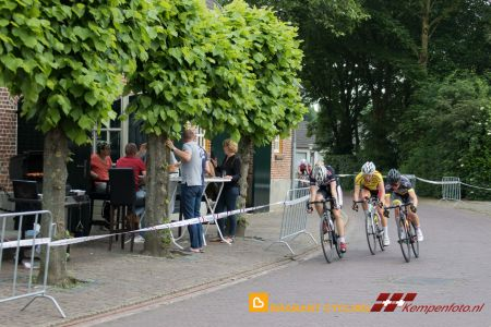 Kempenklassement Westerhoven 2016-12