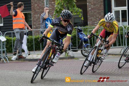 Kempenklassement Westerhoven 2016-17