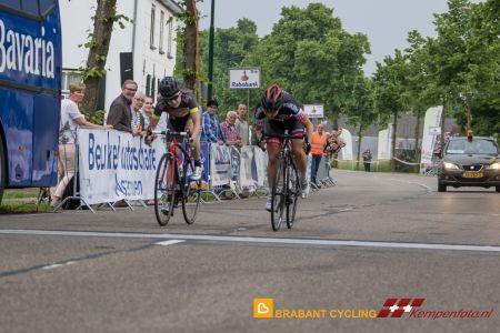 Kempenklassement Westerhoven 2016-25