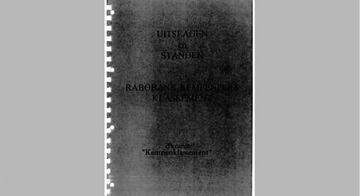 Kaft Jaarboek 1996