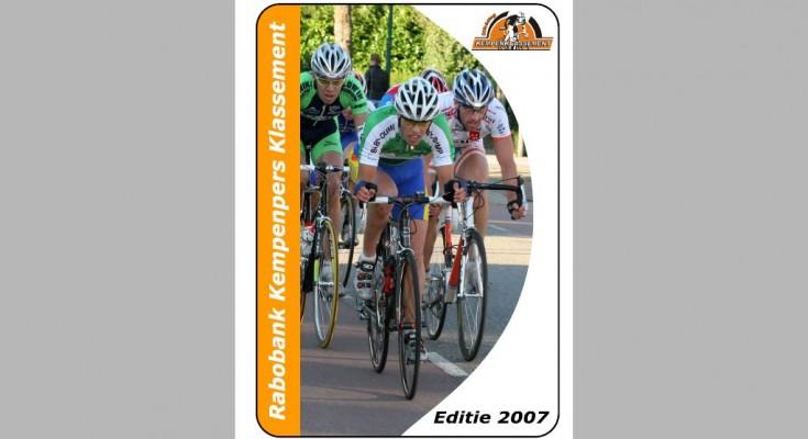Kaft Jaarboek 2007