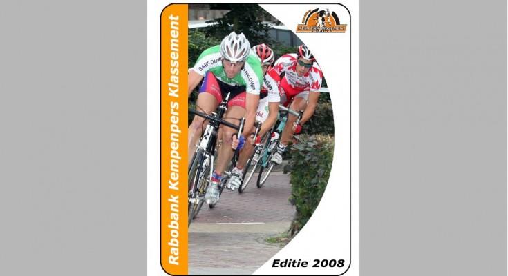 Kaft Jaarboek 2008