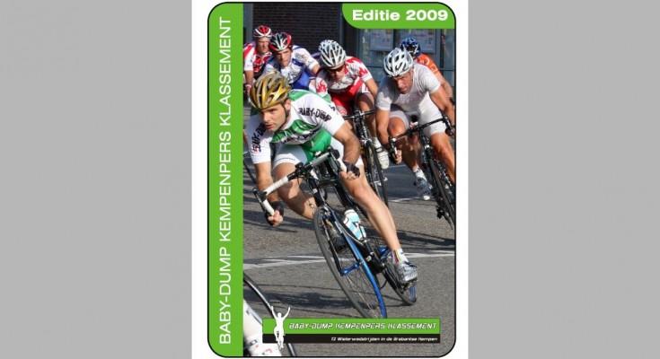 Kaft Jaarboek 2009