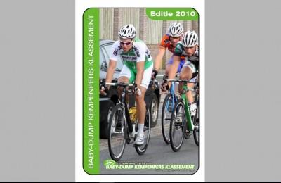 Kaft Jaarboek 2010