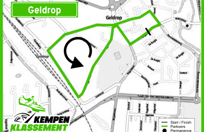 Kaart Geldrop